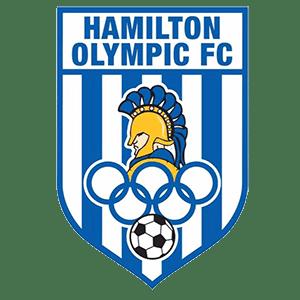 HAMILTON OLYMPIC LOGO