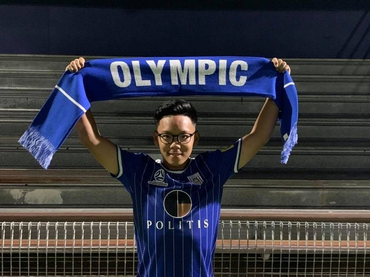 New Signing 📝 | Brian Sutomo  The club would like to welcome Brian Sutomo to Newcastle Olympic FC.